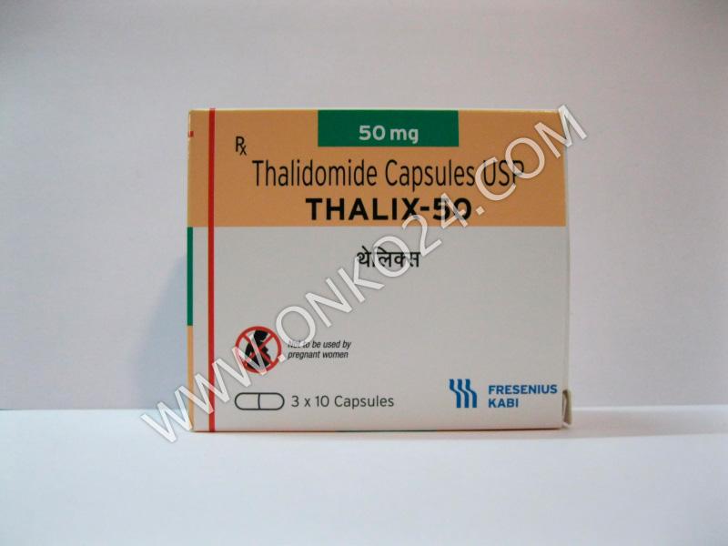 Талидомид фото